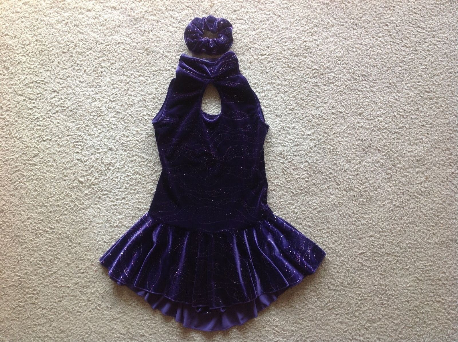 Ladies Sparkly Ice Figure Skating Competition  Dress Size S  various sizes