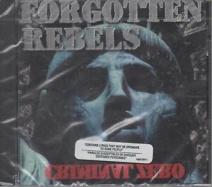 Forgotten-Rebels-Criminal-Zero-CD-NEU-The-Hammer-Buried-Alive-Asshole-Gangland