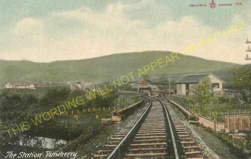 Barrhill Pinmore 3 Pinwherry Railway Station Photo Dunragit to Girvan Line