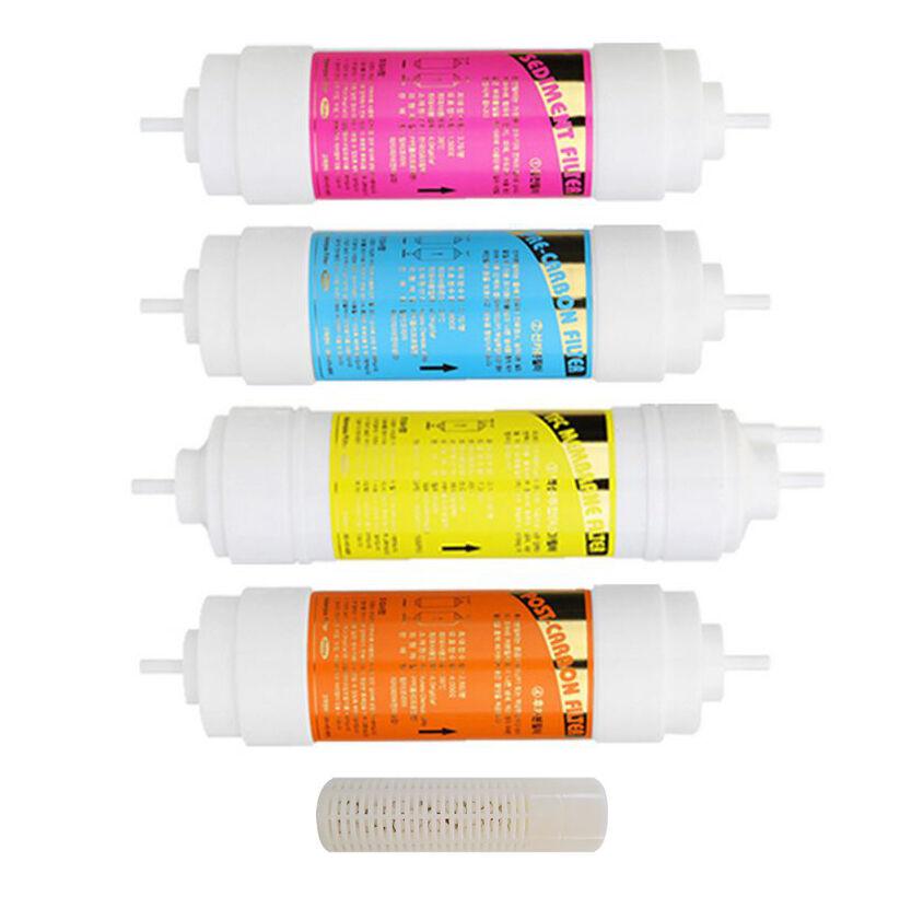 5pcs RemplaceHommest Purifichateur d'eau Filtre Set Compatible Pour COWAY CPE-06ALB