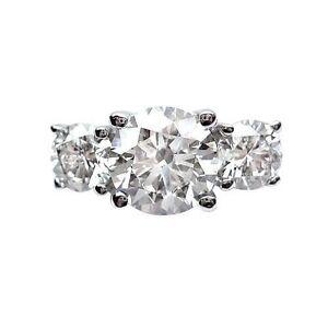 3-06-ct-H-SI1-ROUND-CUT-DIAMOND-3-STONE-ENGAGEMENT-RING