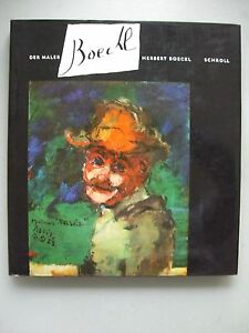 Der Maler Herbert Boeckl 1964 - Eggenstein-Leopoldshafen, Deutschland - Der Maler Herbert Boeckl 1964 - Eggenstein-Leopoldshafen, Deutschland