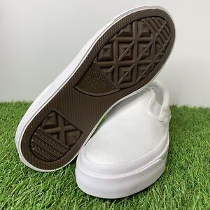 Star CC Slip On White Sneaker 164395C