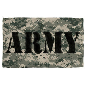 Army-Digital-Camouflage-CAMO-Lightweight-Bath-Towel