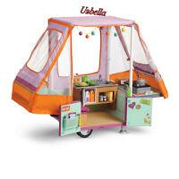 American Girl Doll Adventure Pop-up Camper In Box