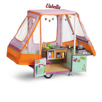 American Girl Doll Adventure Pop-up Camper In Box