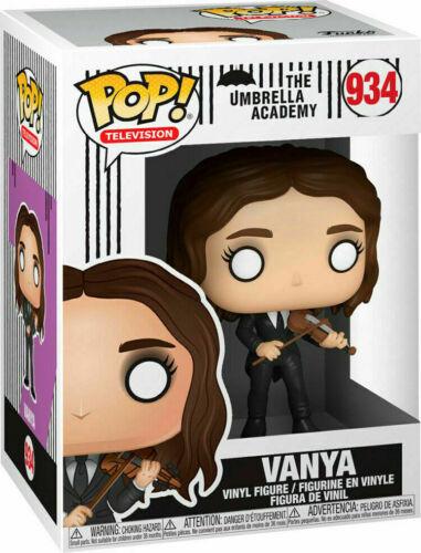 Television Figure-Umbrella Academy-Vanya Hargreeves #934 Funko Pop