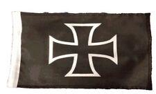 YAMAHA RHINO RAPTOR WARRIOR BANSHEE BLASTER YFZ450 UNIVERSAL IRON CROSS FLAG
