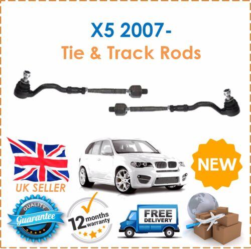 Extérieur /& Intérieur Tie Track Rack Rod Ends Fit BMW X5 E70 2007-NEUF bonne qualité
