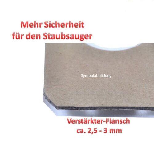 5 Vlies Staubsaugerbeutel passend für Kärcher MV 3 Premium Fireplace kit