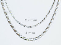 One Day Ship 161819.5 Mens Womens Kids Stainless Steel Bb Necklaces Bb Chains