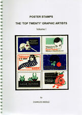 (I.B-CK) Cinderella Catalogue : Poster Stamps : Top 20 Graphic Artists (vol 1)