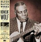 Blues Masterworks [2LP+CD] [180g Vinyl] by Howlin' Wolf (Vinyl, May-2013, 3 Discs, Allegro Corporation (Distributor US)