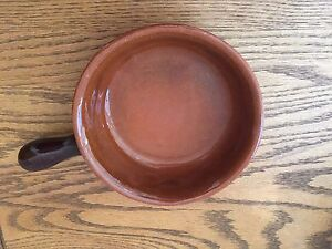 Image is loading 1-Vulcania-Pottery-Terracotta-Crocks-Italy-14-Dish- : terracotta tableware - pezcame.com