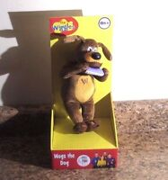 The Wiggles Wags The Dog 10 Inch Plush Doll