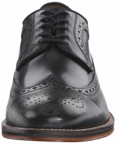 Johnston /& Murphy Men/'s 20-2231 Conard Black Wing Tip Oxford