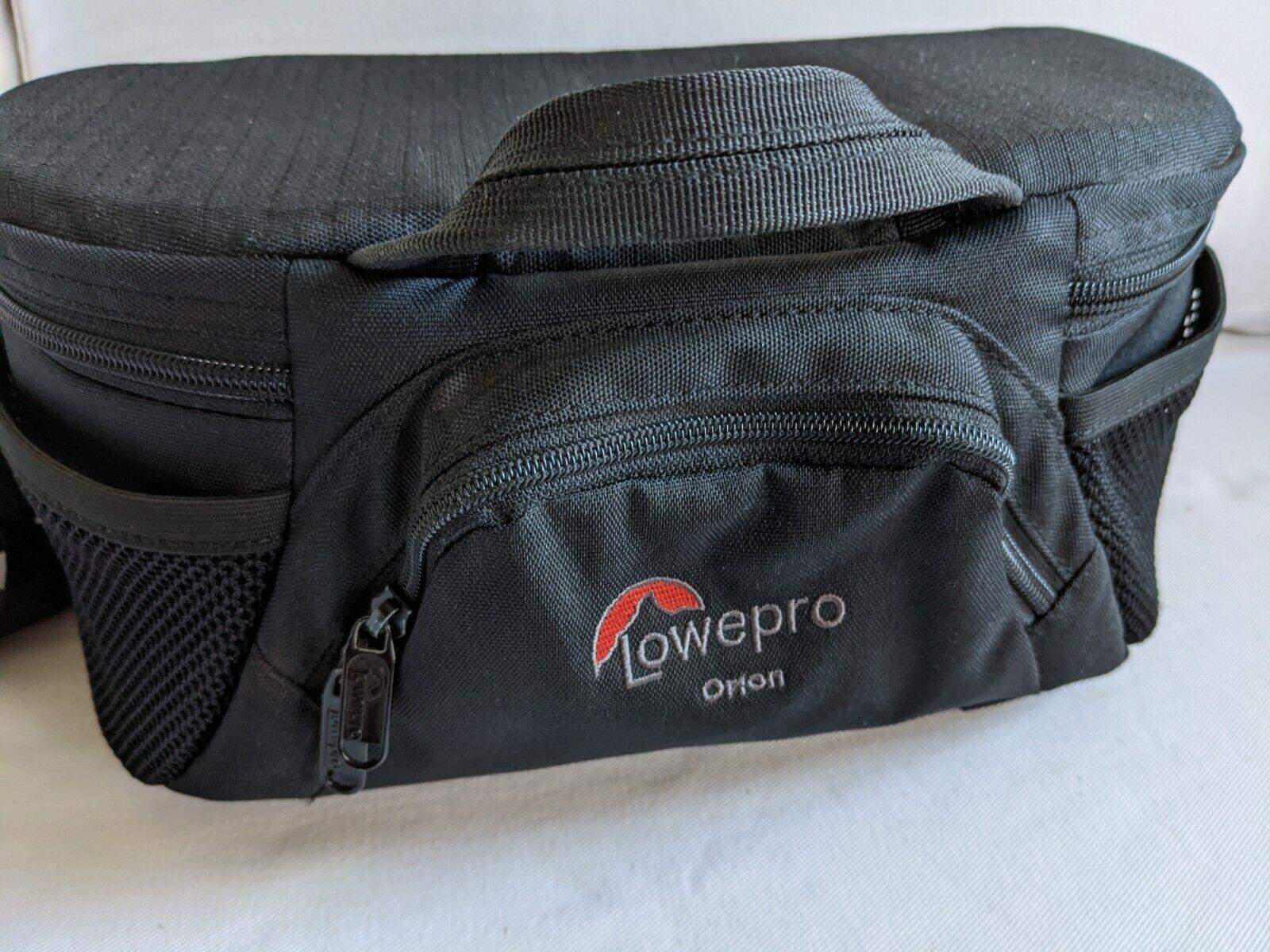 BLACK Lowepro Orion AW Camera Bag Photo Waist Bag