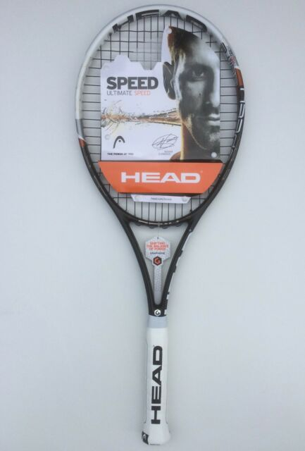 Head Graphene Speed Elite Gripsize: L2 ( 4 1/4) strung NEU