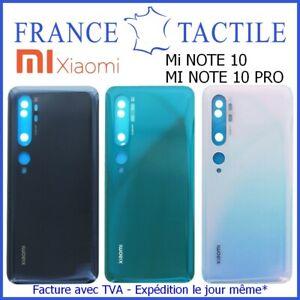 Cache Batterie Vitre Arrière Couvercle pour XIAOMI Mi NOTE 10 / Mi NOTE 10 PRO