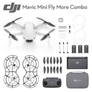 Original DJI Mavic Mini Drone - Fly More Combo!2019 New | eBay