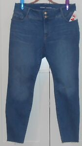 913de852738 OLD NAVY ROCKSTAR LIGHT WASH SMOOTH SLIM BUILT-IN-SCULPT HI-RISE ...