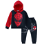 Kids-Boy-2Pcs-Spiderman-Clothes-Hooded-Sweatshirt-Tops-Pants-Tracksuit-Outfits thumbnail 7