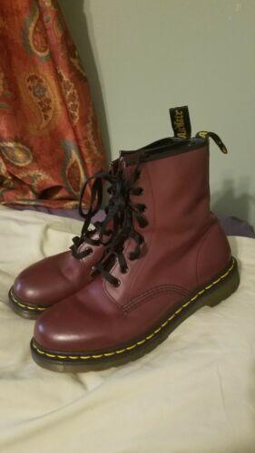 Doc Martins Dr. martins combat boots shoes ladies