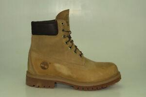 Details zu Timberland 6 Inch Premium Boots Gr 40 US 7 Waterproof Herren Stiefel 27092