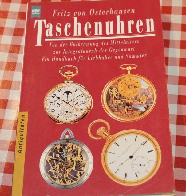 Taschenuhren de Osterhausen, Fritz von | Livre | d'occasion