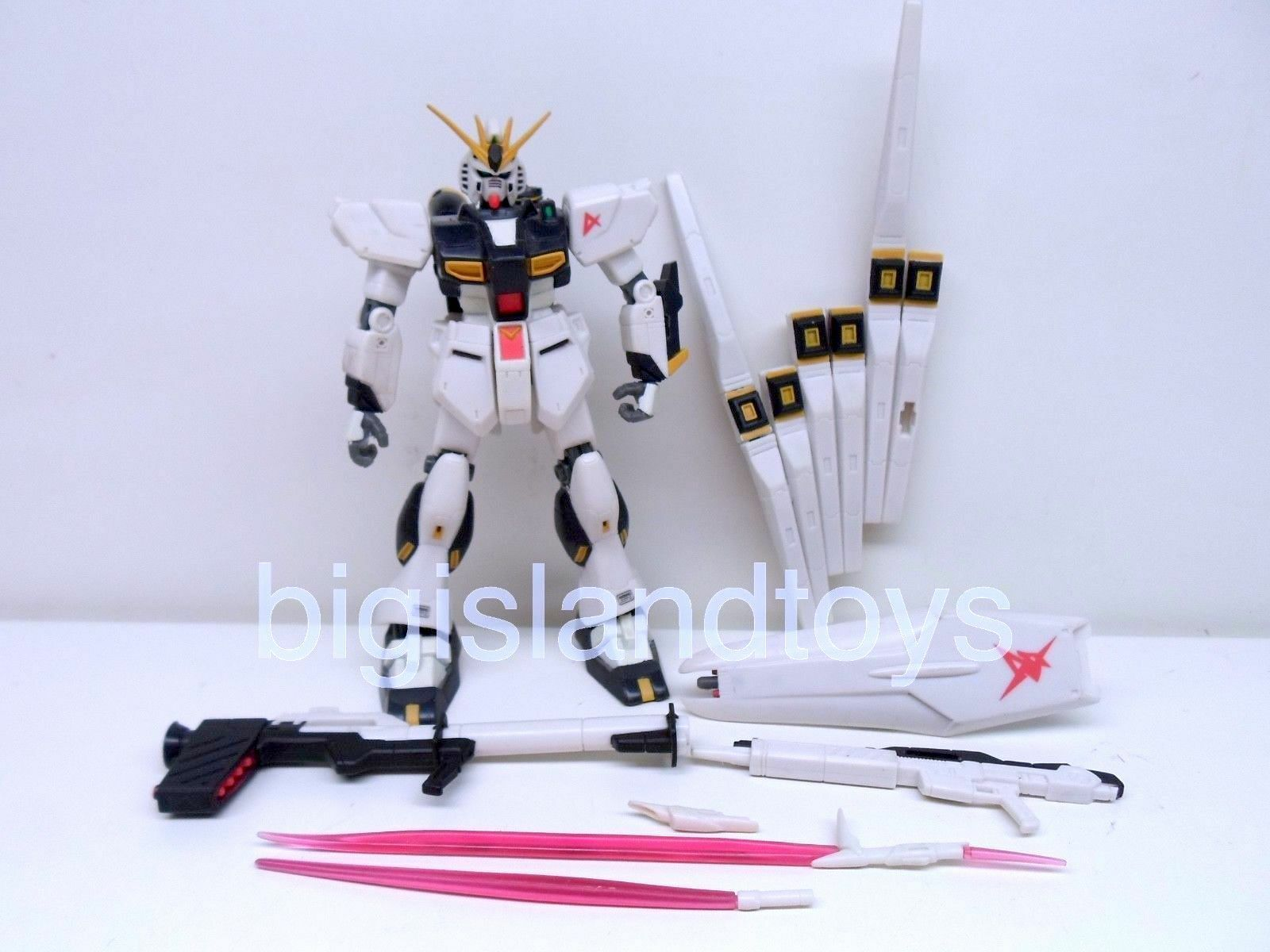 Gundam G Mobile Suit Fighter 0080 0083 Action Action Action Figures COMPLETE 6a70ee
