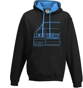 Details about BMW 3er E36 Hoodie Pullover