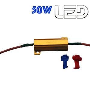 1-Resistance-50-w-50w-Anti-Message-erreur-Ordinateur-ODB-Pour-Ampoules-LED