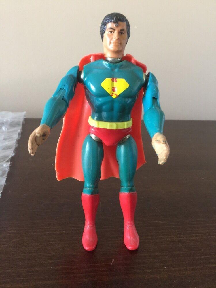 Vintage 1979 MEGO Superman magnetic  Release Only Rare Marvel Super Heros