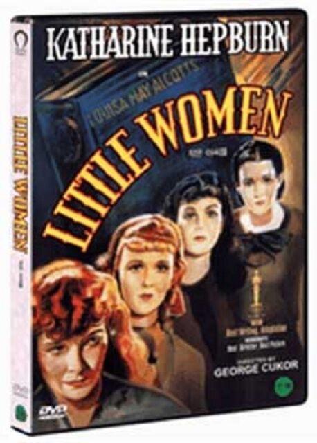 [DVD] Little Women (1933) Katharine Hepburn, Joan Bennett *NEW