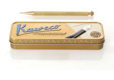 Kaweco Kult Vintage Druckbleistift,Special,push pencil,Messing,Brass,Mine 0,5 mm