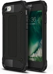 For Apple iPhone SE (2020) Case Hard Armour Cover Shockproof Heavy Duty Rugged