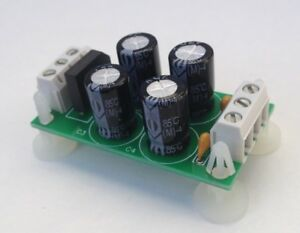 Mini-Dual-Polarity-Symmetrical-Power-Supply-for-KMTech-Active-Crossover-Filter