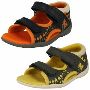 'boys Clarks' Casual Sandals - Fudgy Jump