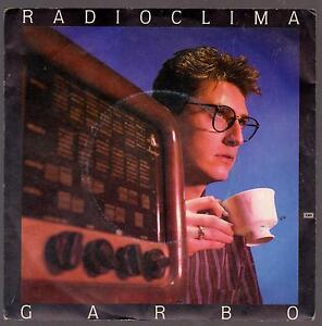 GARBO-DISCO-45-GIRI-RADIOCLIMA-B-W-QUANTI-ANNI-HAI-VERSIONE-1984-EMI