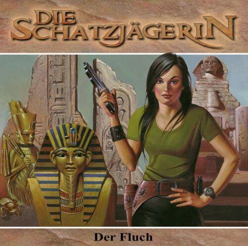 """1 von 1 - Die Schatzjägerin CD 1 """"Der Fluch"""""""
