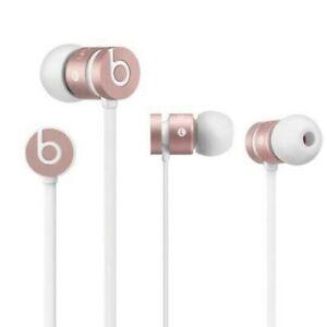 Genuine-Rose-Gold-Beats-By-Dr-Dre-iBeats-urBeats-inEar-Headphones-Earphones-UK