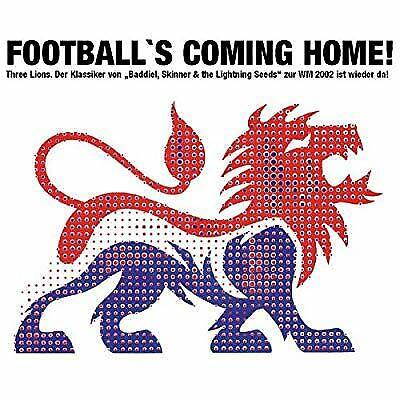 Three Lions 98, Baddiel, Skinner & The Lightning Seeds, Used; Good CD