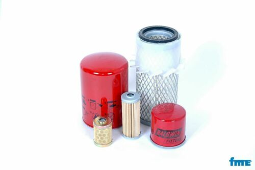 Filterset Takeuchi TB 015  Motor Yanmar 3TNA72L Filter