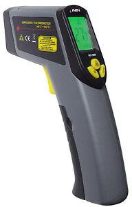 NDI NDIKC180B Infrared Thermometer with Digital Display