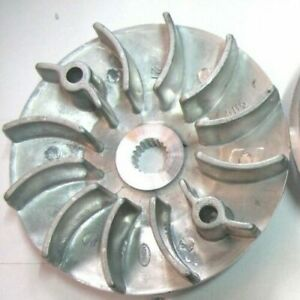 Scooter GY6 150cc OEM Variator drive face plate fan.