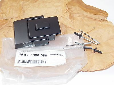 NOS OEM BMW 84-96 K 100/LT/RS/75 R100RS/RT/65/80 INTEGRAL CASE LOCK #46542300088