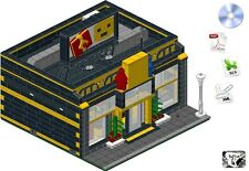 "Lego® ISTRUZIONI / INSTRUCTIONS -""The Lego® Store"" - (Custom Modular Building)"
