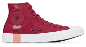 Details about Converse ladies canvas trainers High Gloss Glitter rhubarb 6 UK 39 EU