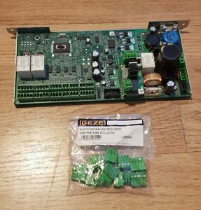 Geze Emd-f V4.1.1 Porte Automatique Processeur/unité De Contrôle + Plugpack New-afficher Le Titre D'origine