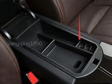 FOR 2011 - 2015 BMW X3 X4 F25 CAR CENTRAL ARMREST SECONDARY STORAGE BOX